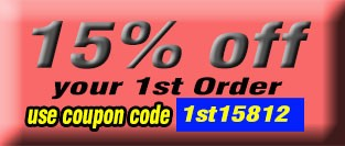 use Coupon Code: 1st15812