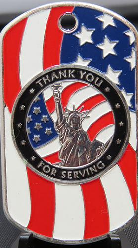 Thank You For Serving