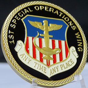 1ST Special Operations Wing-ANY TIME ANY PLACE