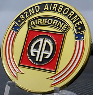 82ND AIRBORNE- Duty/Honor/Counrtry