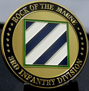 3RD Infantry Division-Rock of the Marne