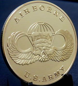 US ARMY AIRBORNE -Rangers Lead The Way