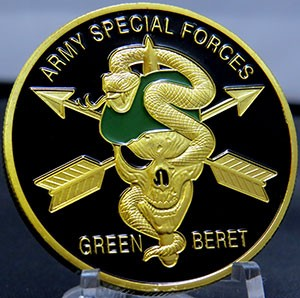 ARMY Special Forces-Green Beret