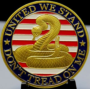 United We Stand-Dont Tread On Me.