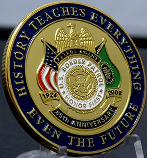 Homeland Security-85th Anniversary