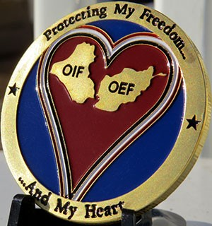 Operation Iraqi Freedom-Protecting My Freedom and My Heart