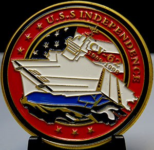 NAVY-USS INDEPENDENCE