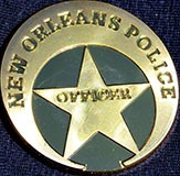 New Orleans Police Officer