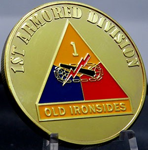 1st Armored Division-Old Ironsides