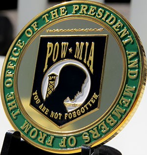 POW/MIA-The Office of the President