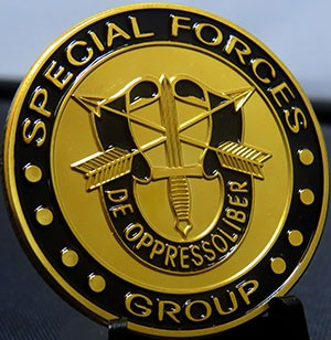 ARMY- Special Forces Group