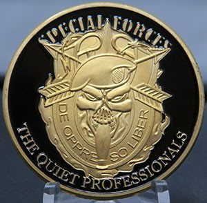 Special Forces- The Quiet Professionals
