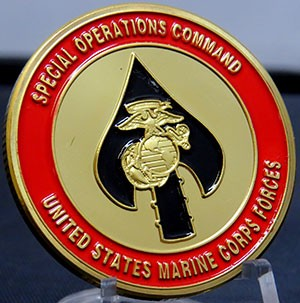 Special Operations Comma-Marine Corps Forces
