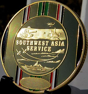 South West Asia Service/Desert Victory