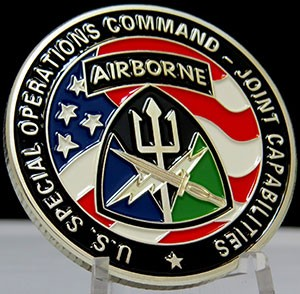 U.S. Special Operations Command- Joint Capapbilities