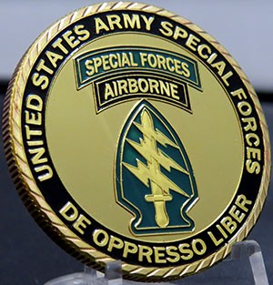 USARMY Special Forces Airborne