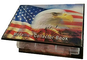 American Eagle Medallion Collector Book