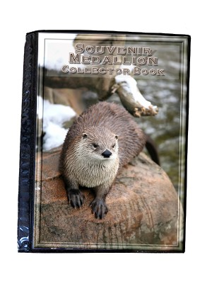 Otter Medallion Collector Book