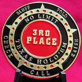Texas Hold Em 3rd Place