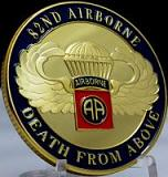 "82ND Airborne ""Death From Above"""