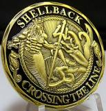 NAVY Shellback-Crossing The Line