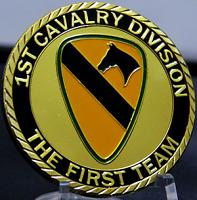 1st Calvary Division-The 1st Team