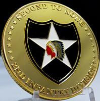 2ND Infantry Division- Second to None