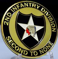 2ND Infantry Division-Second To None