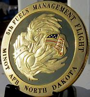 5TH Fuels Management Flight-Minot AFB