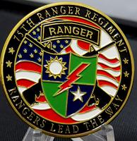 75TH Ranger Regiment- Lead the Way