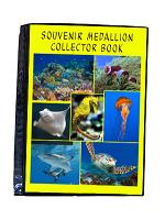 Aquarium #2 Medallion Collector Book