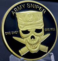 ARMY Sniper-One Shot One Kill