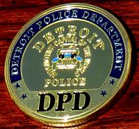 Detroit Police Department DPD