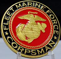 Fleet Marine Force-Corpsman-LIVE FOR OTHERS SO OTHERS MAY LIVE