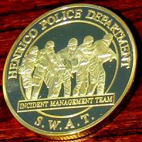Henrico Police Department-SWAT TEAM