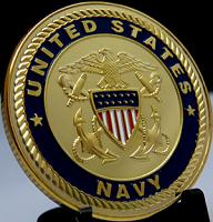 US NAVY Double Seal