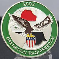 USMC Operations Iraqi Freedom 2003