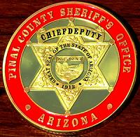 Pinal County Sheriff's Office Arizona