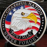POW/MIA Greatful Nation-Never Forget