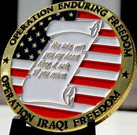 POWMIA Operation Iraqi Freedom