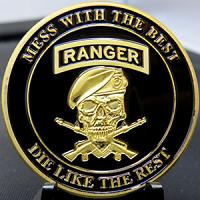 Ranger-Mess With the Best, Die Like the Rest