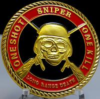 Sniper- One Shot One Kill-Long Range Death