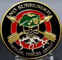 Special Forces Group- No Surrender