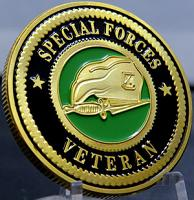 Special Forces Veteran-US ARMY