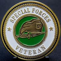Special Forces Veteran