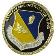 USAF 27TH Special Operation Wing