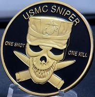 USMC SNIPER- One Shot One Kill